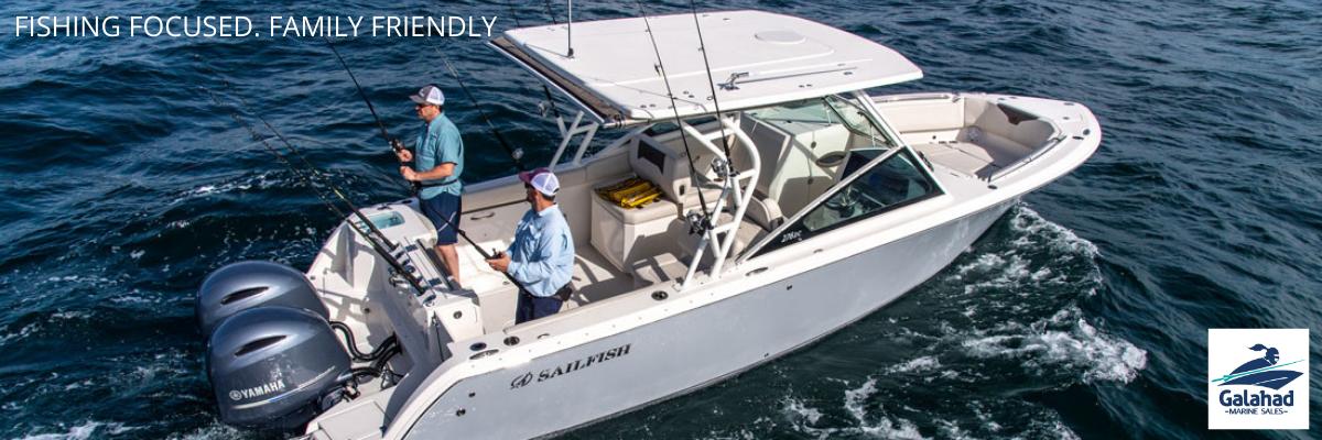 276 Fishing Focused. Family Friendly 1200x400